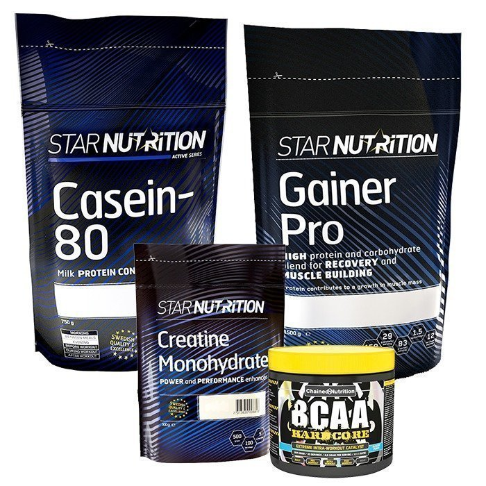 Star Nutrition The Mountain Pack
