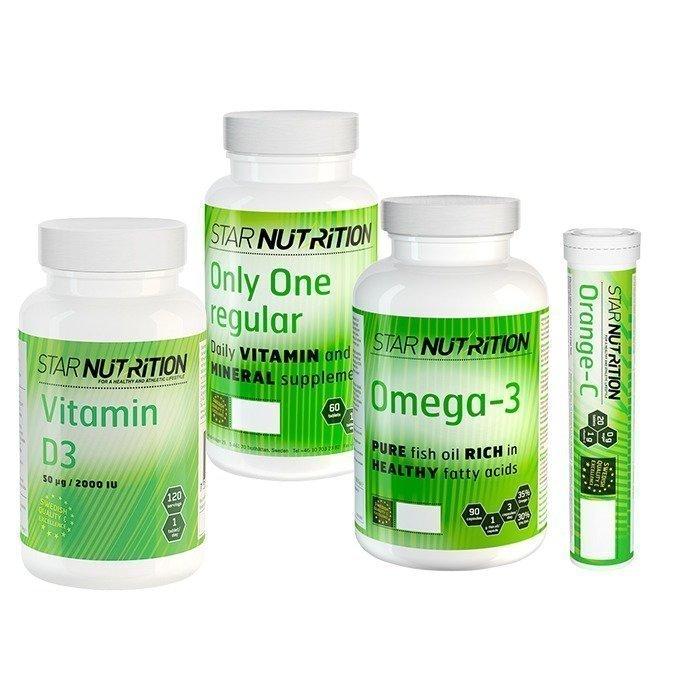 Star Nutrition Wellness Pack Basic