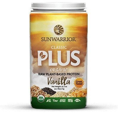Sun Warrior Classic Protein Plus