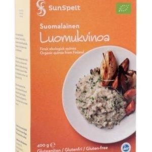 Sunspelt Luomu Kvinoa