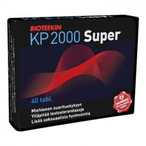 Suomen Bioteekin Kp 2000 Super 40 Kpl 31 G