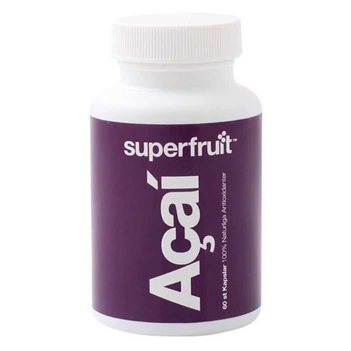 Superfruit Acai kapselit 60 kpl