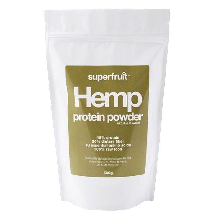 Superfruit Hamppu Proteiini 500 grammaa