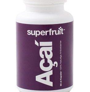 Superfruit Luomu Acaikapselit