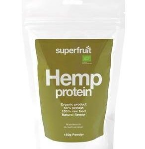 Superfruit Luomu Hamppuproteiini