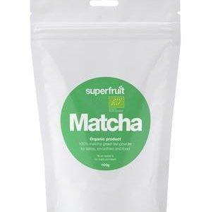 Superfruit Luomu Matcha Tee