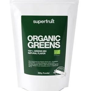 Superfruit Luomu Organic Greens