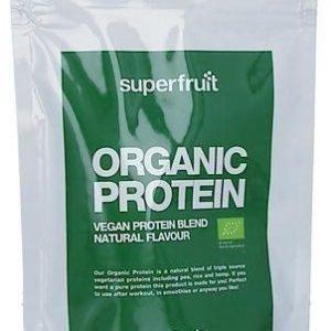 Superfruit Luomu Proteiini Maustamaton