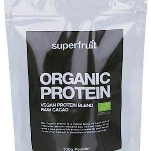 Superfruit Luomu Proteiini Raakakaakao