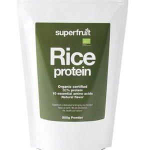 Superfruit Luomu Riisiproteiini