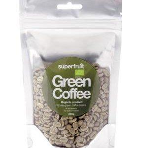 Superfruit Luomu Vihreät Kahvipavut