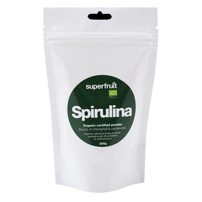 Superfruit Spirulina jauhe 200 grammaa