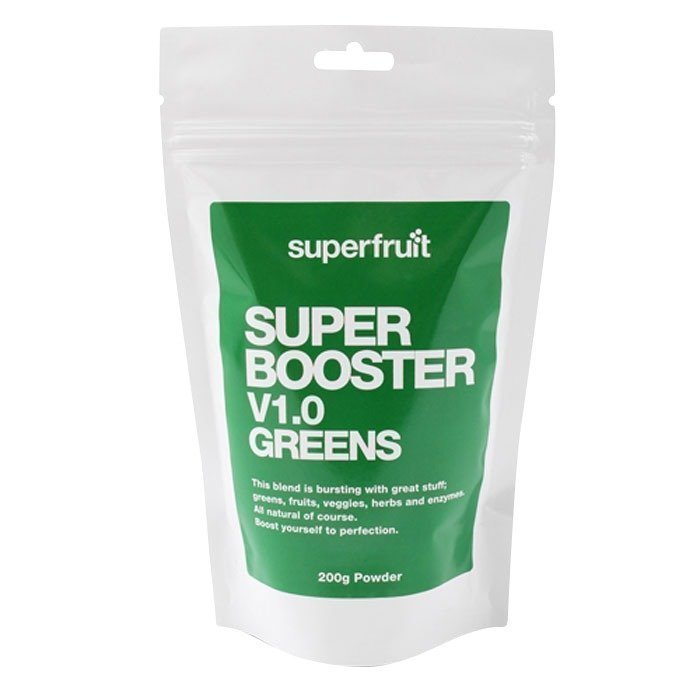 Superfruit Super Booster V1 Greens 200 grammaa