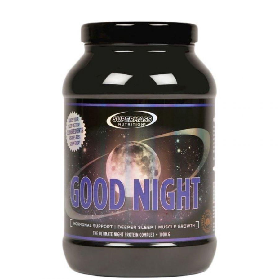 Supermass Goodnight 1 Kg Tuubi Vaniljajäätelö