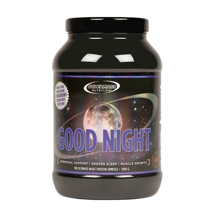 Supermass Nutrition Good Night 1000 g Vanilla Ice Cream