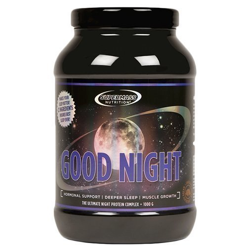 Supermass Nutrition GoodNight Yöproteiini