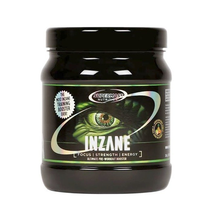 Supermass Nutrition Inzane 288 g Raspberry Salty Liquorice