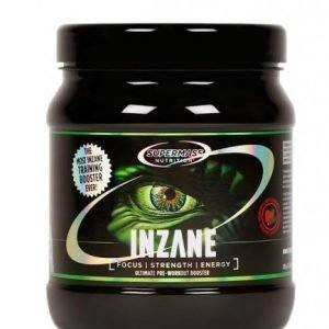 Supermass Nutrition Inzane