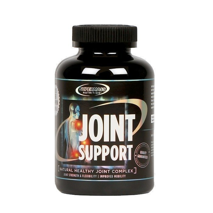 Supermass Nutrition Joint Support 120 caps