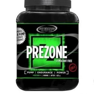 Supermass Nutrition Prezone Stimulant free