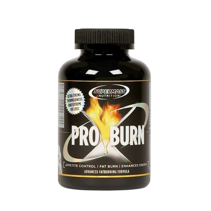 Supermass Nutrition Pro Burn 180 caps