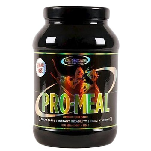 Supermass Nutrition Pro-Meal Ateriankorvike 1Kg