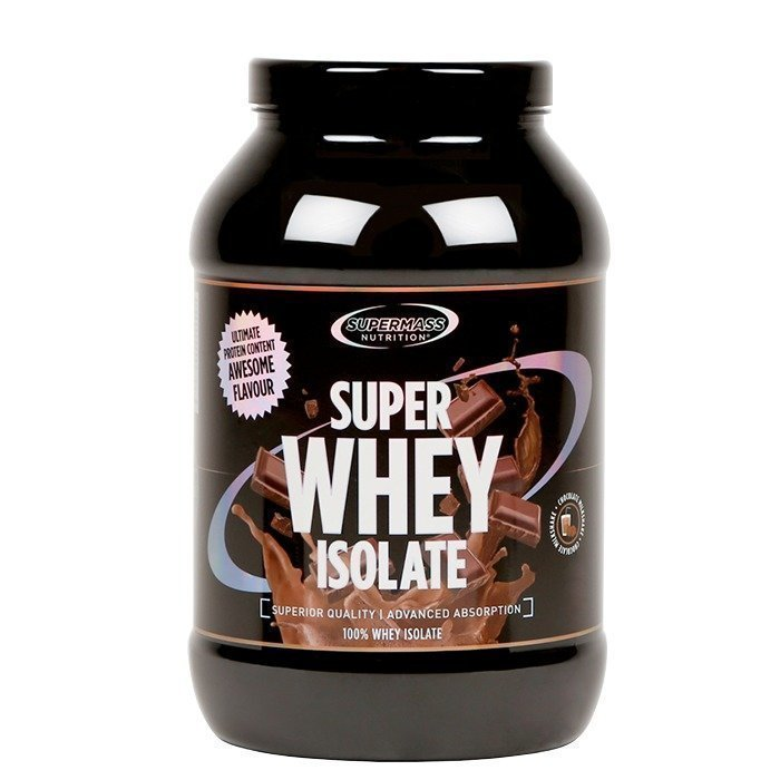 Supermass Nutrition Super Whey Isolate 1300 g Ice Coffee