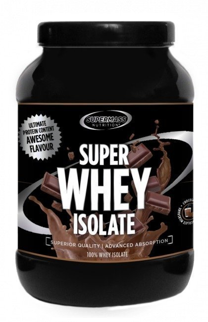 Supermass Nutrition Super Whey Isolate