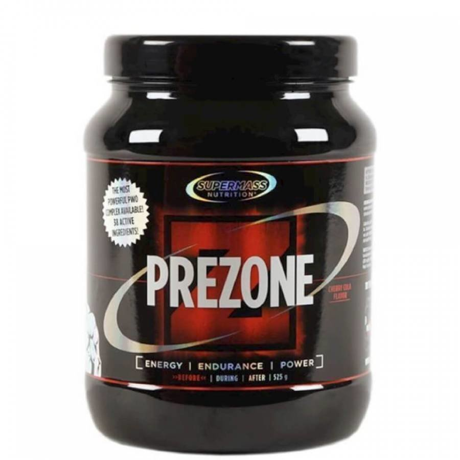 Supermass Prezone 525 G Tubs Cherry Cola