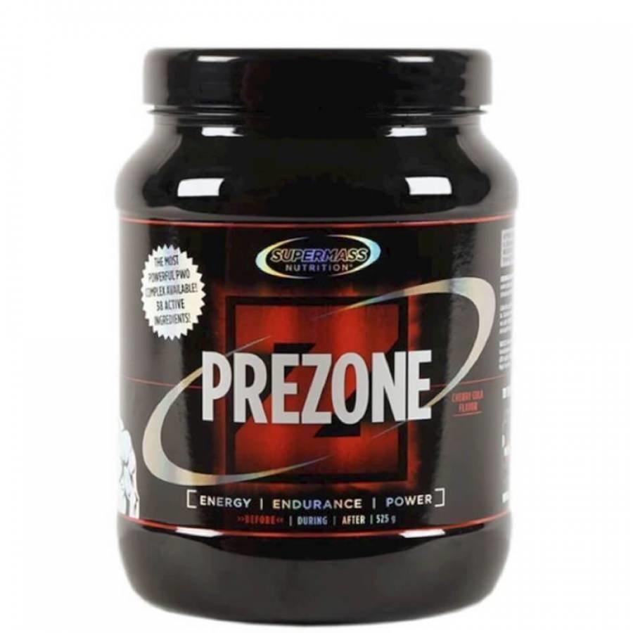 Supermass Prezone 525 G Tubs Cherry Cola