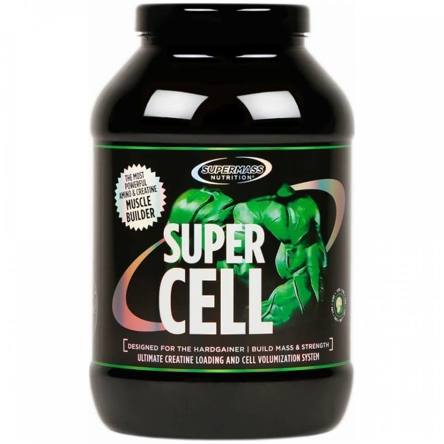 Supermass Super Cell 2 Kg Tuubi Pear Lime
