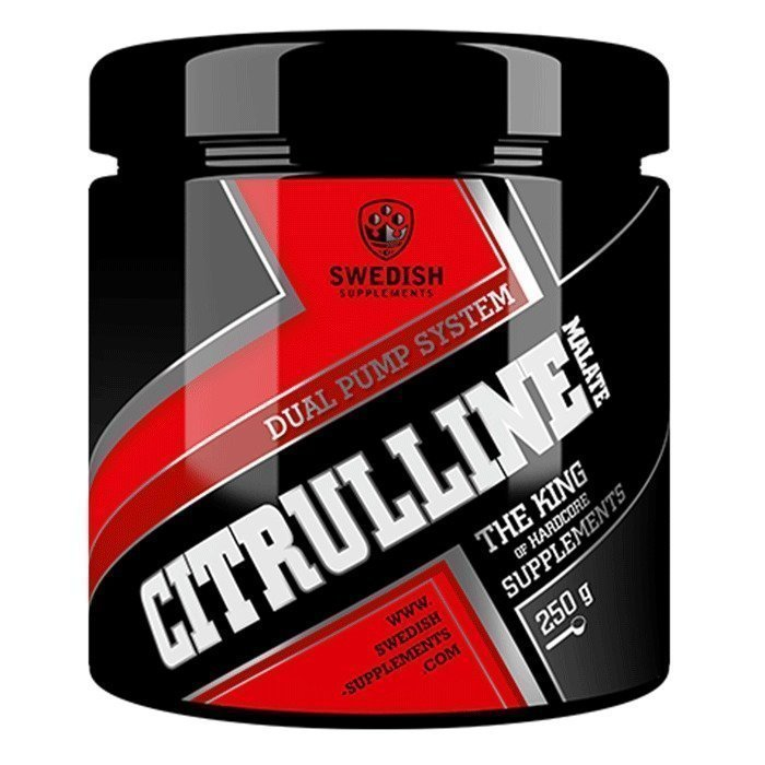 Swedish Supplements Citrulline Malate 250 g