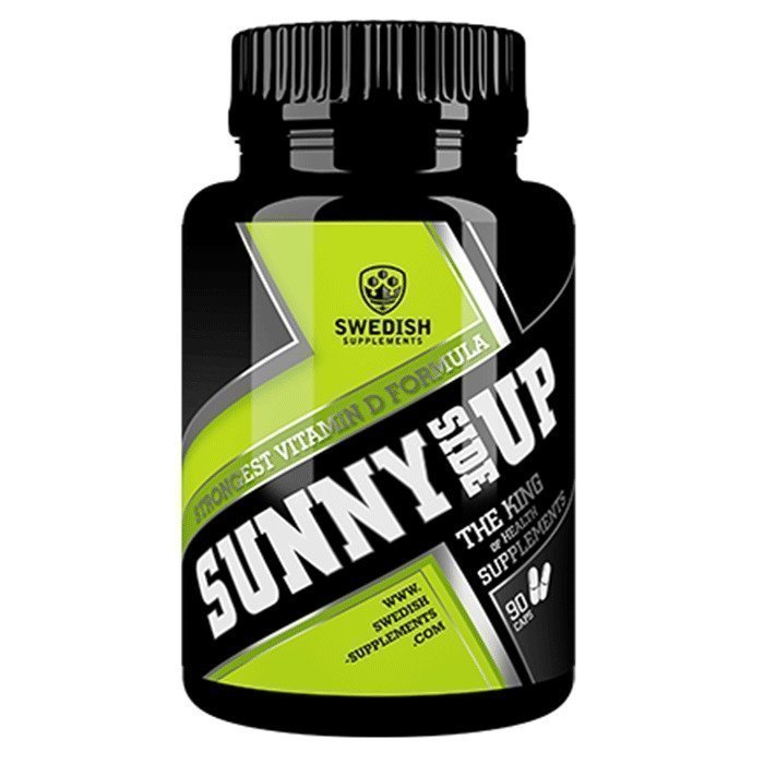Swedish Supplements Sunny Side Up 90 caps