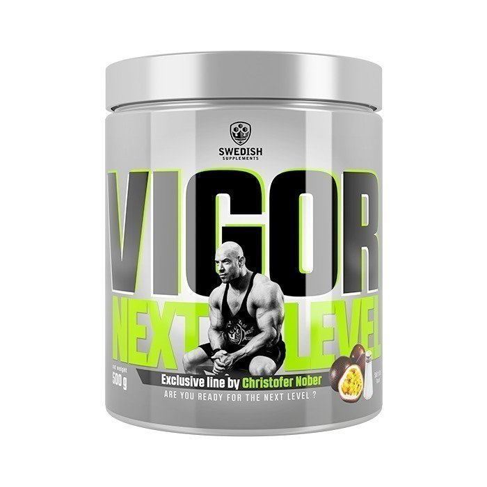 Swedish Supplements Vigor -Next Level 500 g Salt´n Sour