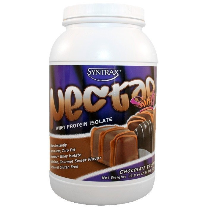 Syntrax Nectar Sweets 962 g Chocolate Truffle