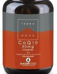 Terranova Coq10 30 Mg Complex