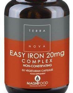 Terranova Easy Iron 20 Mg Complex