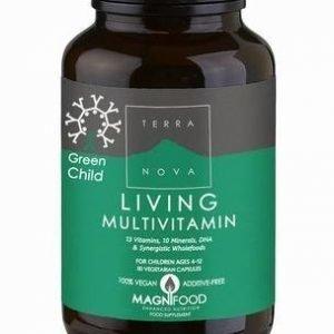 Terranova Green Child Living Multivitamin