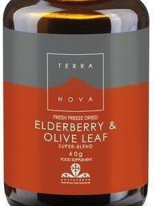 Terranova Mustaselja & Oliivinlehti Super Blend