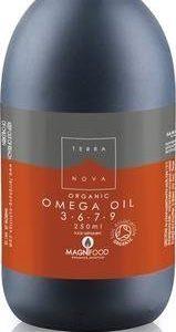 Terranova Omega 3-6-7-9 Organic Oil Blend