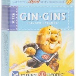 The Ginger People Gin-Gins Inkiväärikaramelli Super