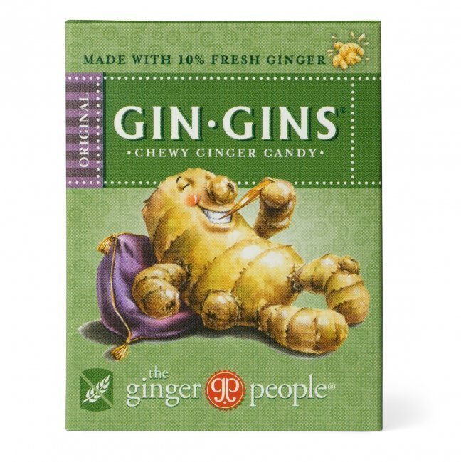 The Ginger People Gin-Gins Original Chewy makeinen