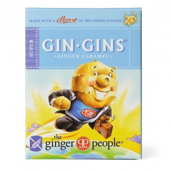 The Ginger People Gin-Gins Super makeinen