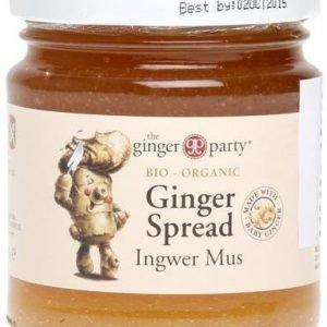 The Ginger People Luomu Inkiväärimarmeladi