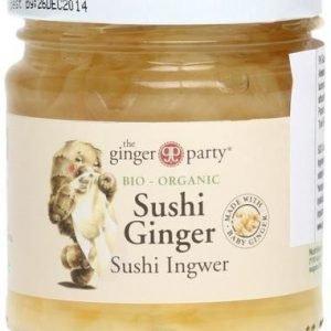 The Ginger People Luomu Sushi-Inkivääri