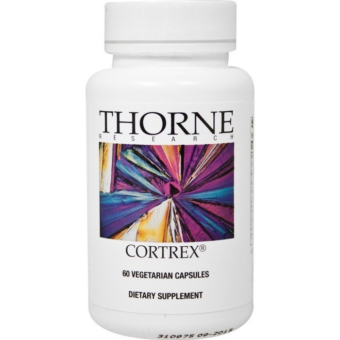 Thorne Research Inc. Cortrex 60 kapselia