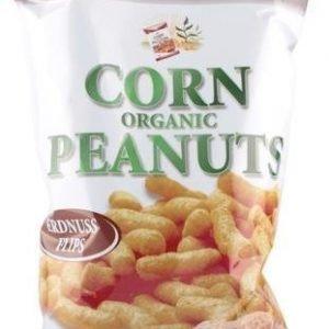 Trafo Luomu Maissi-Maapähkinä Snack