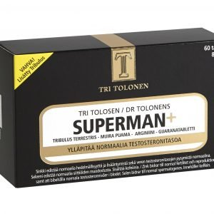 Tri Tolonen 60tabl Superman+