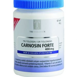 Tri Tolonen Tri Tolosen Carnosin 400 Mg Forte