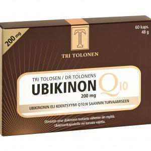 Tri Tolonen Tri Tolosen Ubikinon 200 Mg